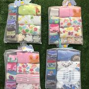 Carter'S 3 Baby Overall And Bodysuit 4 Socks And 3 Face Towel   Children's Clothing for sale in Lagos State, Ajah