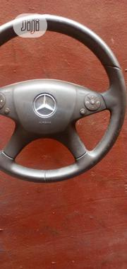 Steering Wheel And Steering Air Bag MERCEDES BENZ | Vehicle Parts & Accessories for sale in Lagos State, Mushin