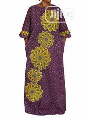 Head Turning Female Ankara Maxi Long Dress   Clothing for sale in Lagos State, Amuwo-Odofin