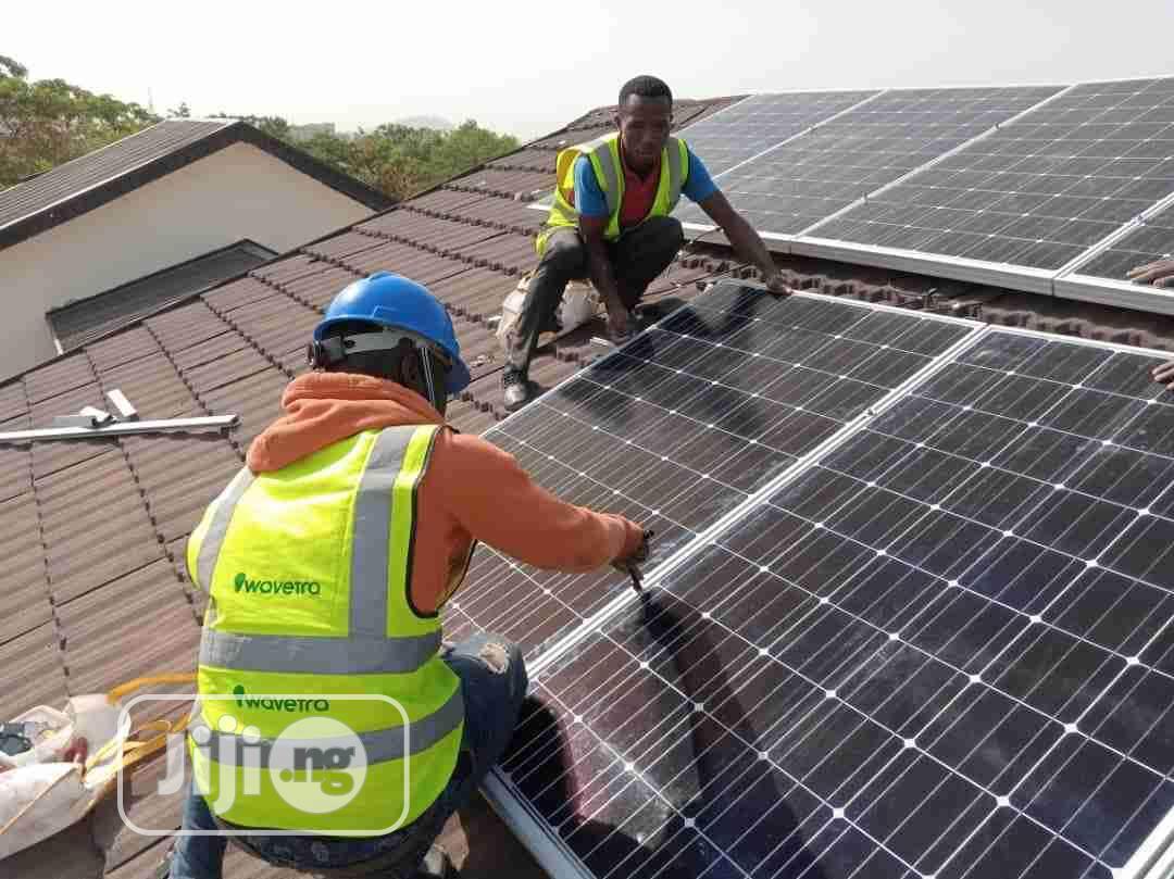 Solar Energy Plus Inverter Installations