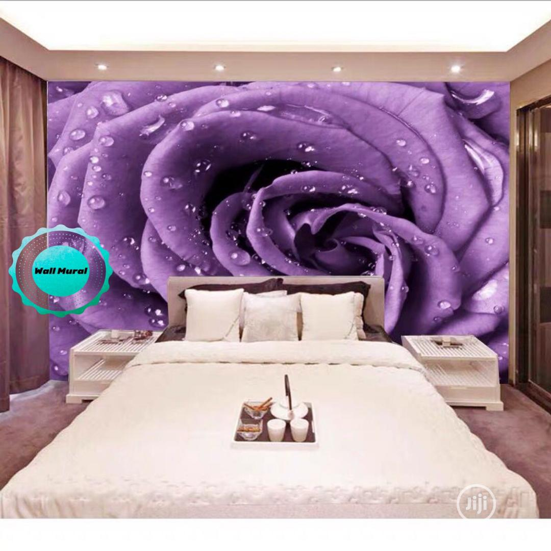 8d Wallpaper Murals | Building & Trades Services for sale in Bonny, Rivers State, Nigeria