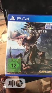 Ps4 Monsters Hunter World | Video Games for sale in Lagos State, Ikeja