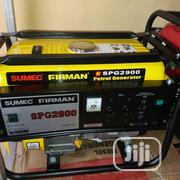 Quality Guaranteed SPG2900 SUMEC FIRMAN Petrol Generator | Electrical Equipment for sale in Lagos State, Ojo