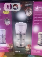 Nima Nima Electric Stainless Home Grinder (Big)   Kitchen Appliances for sale in Lagos State, Lagos Island