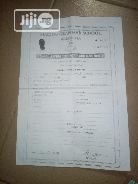 Logistics & Transportation CV | Logistics & Transportation CVs for sale in Alimosho, Lagos State, Nigeria