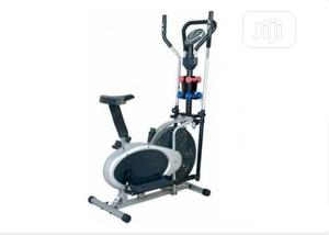 Orbitrac Exercise Bike Four Handle With Dumbbells   Sports Equipment for sale in Lagos State, Surulere