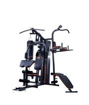 5 Multi Station Gym With Punching Bag and Situp Bench | Sports Equipment for sale in Lagos State, Surulere