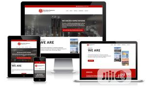 Professional Website Design and Development Servives | Computer & IT Services for sale in Lagos State, Ikeja