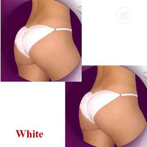 Brazilian Secret Padded Envy Panty – White | Clothing Accessories for sale in Lagos State, Surulere