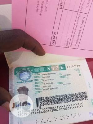 Turkish Visa | Travel Agents & Tours for sale in Lagos State, Apapa