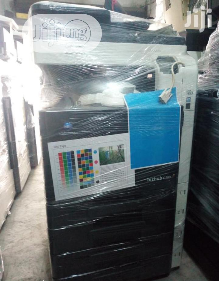 Konica Minolta Bizhub C280:   Printers & Scanners for sale in Surulere, Lagos State, Nigeria