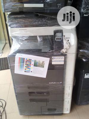 Konica Minolta Bizhub C552: Multifunctional Coloured Printer | Printers & Scanners for sale in Lagos State, Surulere