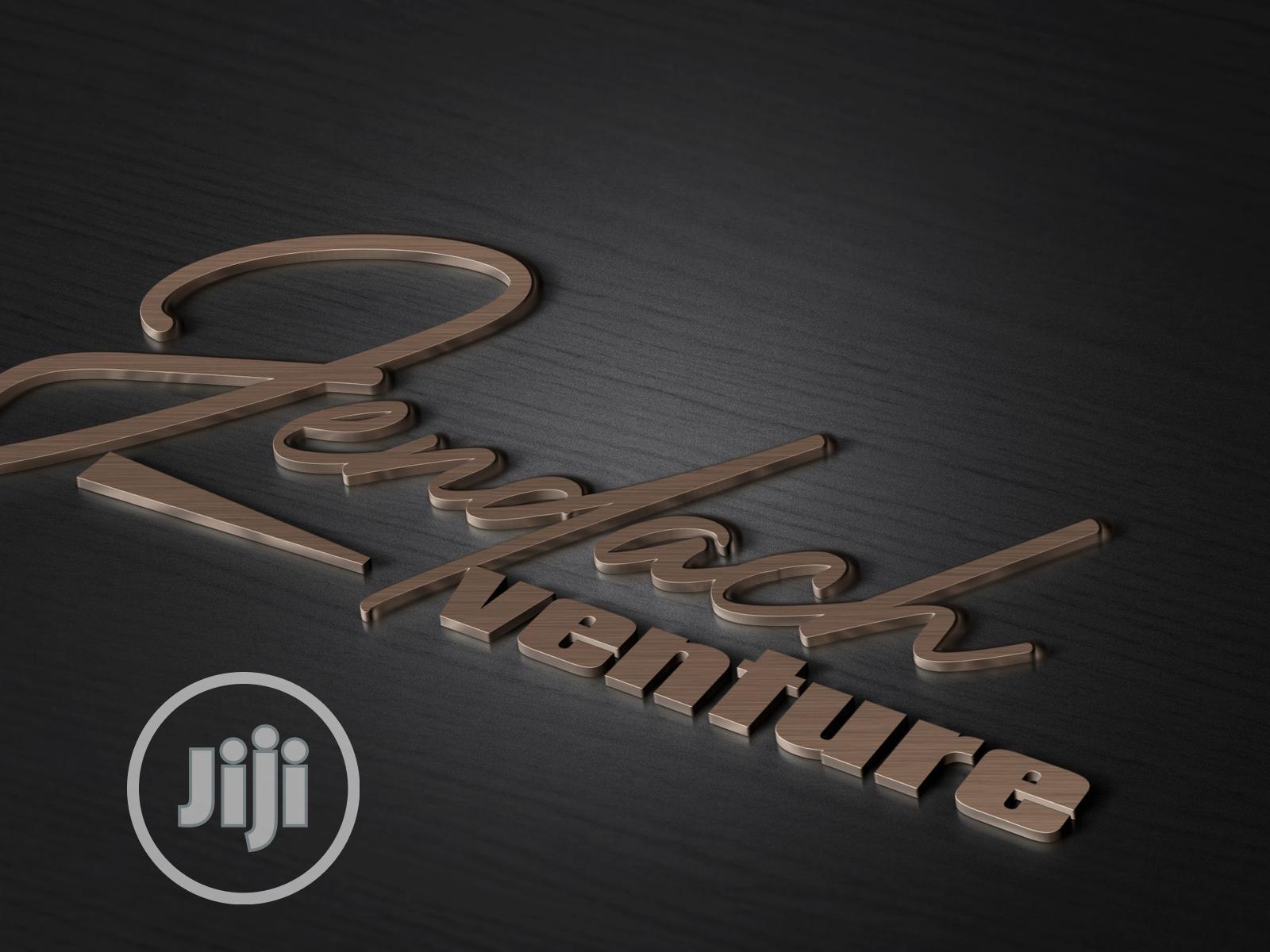 Archive: 3D Logo Design