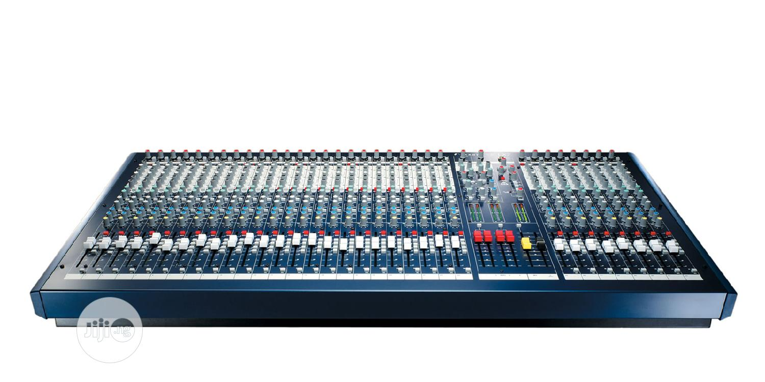 Soundcraft Lx9 24 Channel Mixer | Audio & Music Equipment for sale in Mushin, Lagos State, Nigeria