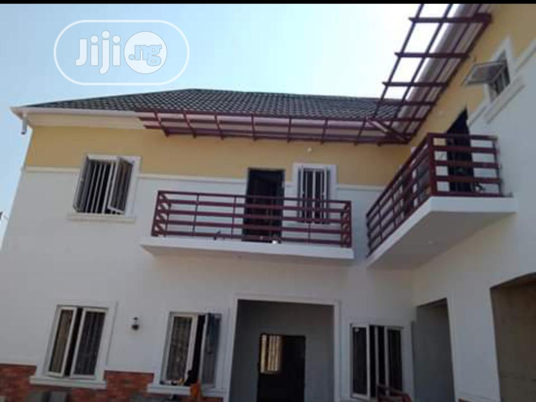 4bedroom Town Houses With Bq At New Haven, Enugu For Sale