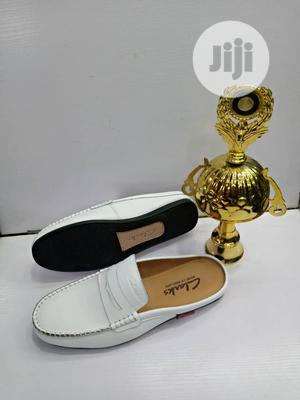 Quality Clarks Half Shoe | Shoes for sale in Lagos State, Lagos Island (Eko)