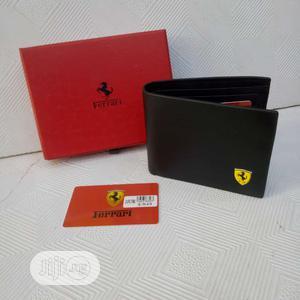 Ferrari Leather Wallet For Men's | Bags for sale in Lagos State, Lagos Island (Eko)
