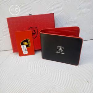 Lamborghini Leather Wallet For Men's | Bags for sale in Lagos State, Lagos Island (Eko)