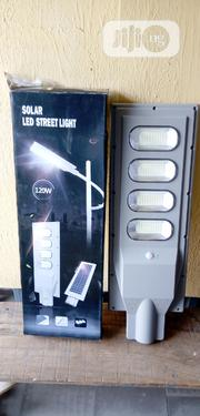 All in One Solar Street Light With Sensors 120w 4eyes Higher Quality | Solar Energy for sale in Adamawa State, Gombi