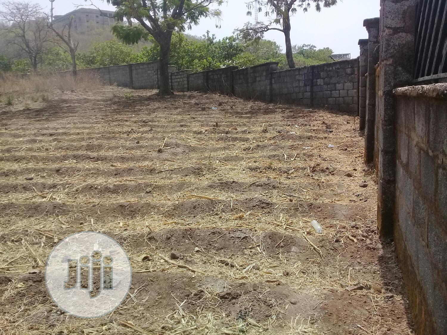 Archive: 2200 Sqm Residential Plot With Cofo in Asokoro for 100m