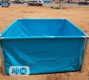 Ideal Tarpaulin Fish Pond | Farm Machinery & Equipment for sale in Imo State, Owerri
