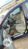 Toyota Corolla 2013 Blue   Cars for sale in Isolo, Lagos State, Nigeria
