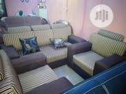 High Quality 7 Seater Fabric Sofa Chair | Furniture for sale in Lagos State, Lekki Phase 1