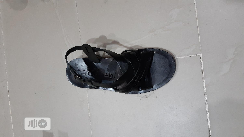 Archive: Quality Italian Men's Pure Leather Sandal