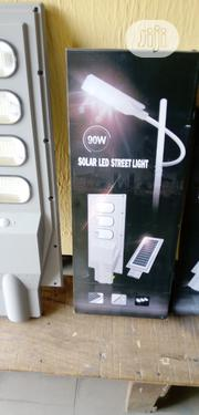 All In One Soler Street Light 90w With High Quality | Solar Energy for sale in Kano State, Ajingi