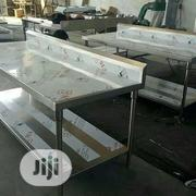 Stainless Steel Working Table 5feet | Restaurant & Catering Equipment for sale in Lagos State, Ojo