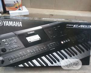 Yamaha Keyboard Psr-E463   Musical Instruments & Gear for sale in Lagos State, Ojo