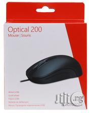 Microsoft Optical Mouse 200 - Black | Computer Accessories  for sale in Lagos State