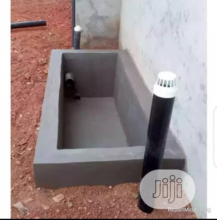 New Toilet System In Nigeria