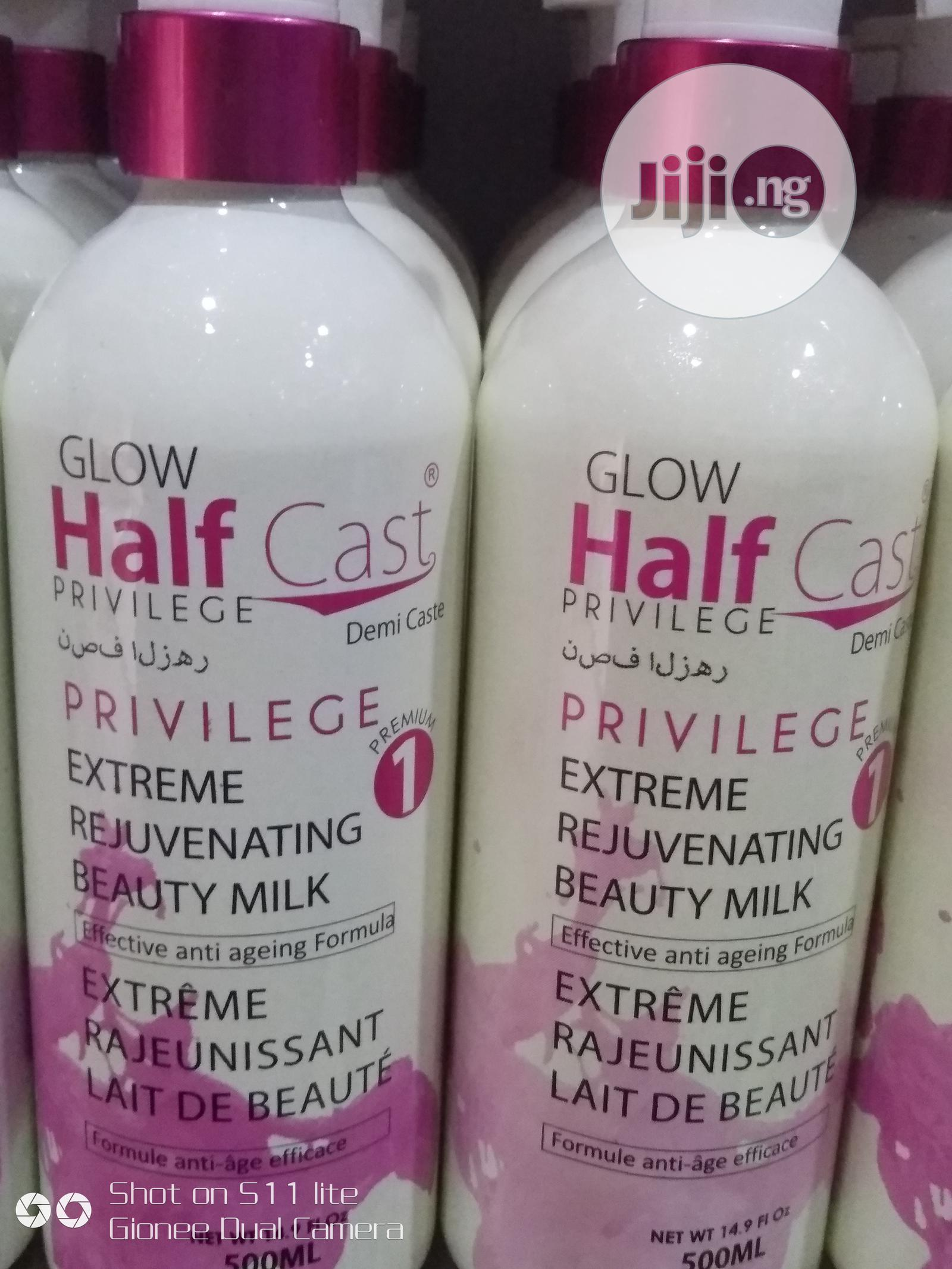 Archive: Glow Half Cast Previlege Body Lotion