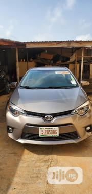 Toyota Corolla 2016 Gray   Cars for sale in Ogun State, Abeokuta South