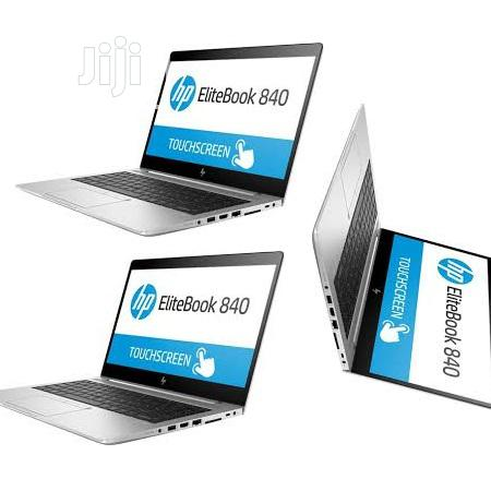 New Laptop HP EliteBook 840 G5 8GB Intel Core I7 HDD 512GB | Laptops & Computers for sale in Ikeja, Lagos State, Nigeria