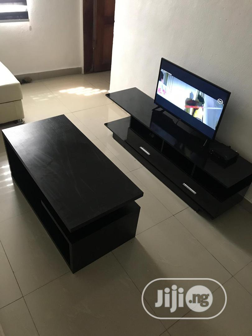 Beautiful TV Console And Center Table