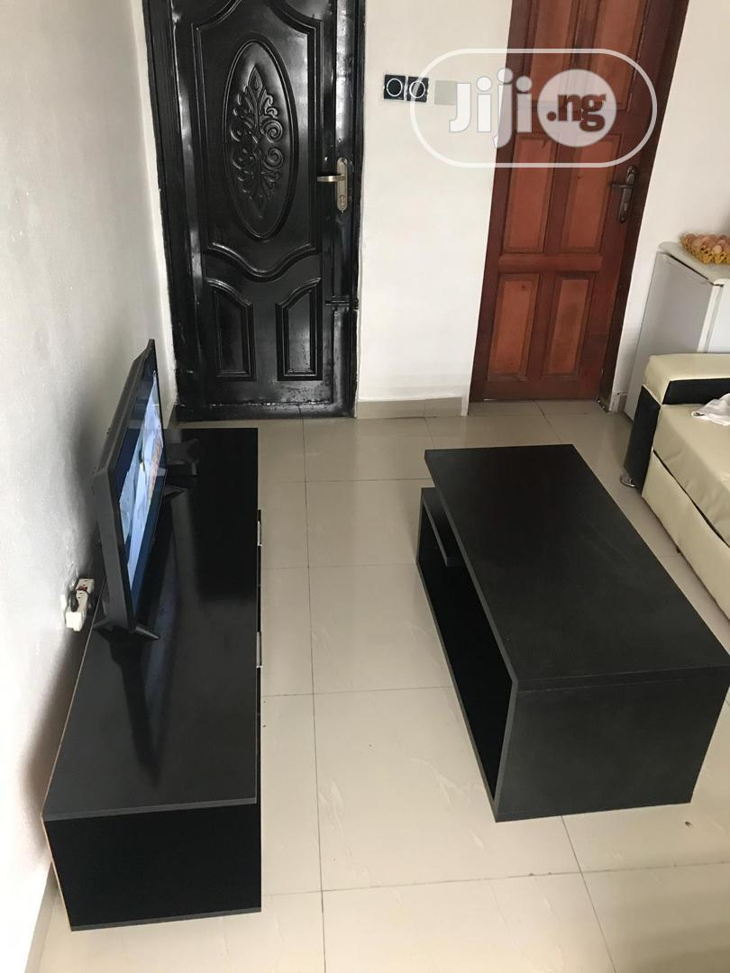 Beautiful TV Console And Center Table   Furniture for sale in Oshodi, Lagos State, Nigeria