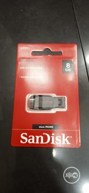 Sandisk Sandisk 8GB Cruzer Blade Flash Drive - Black | Computer Accessories  for sale in Lagos State, Ikeja