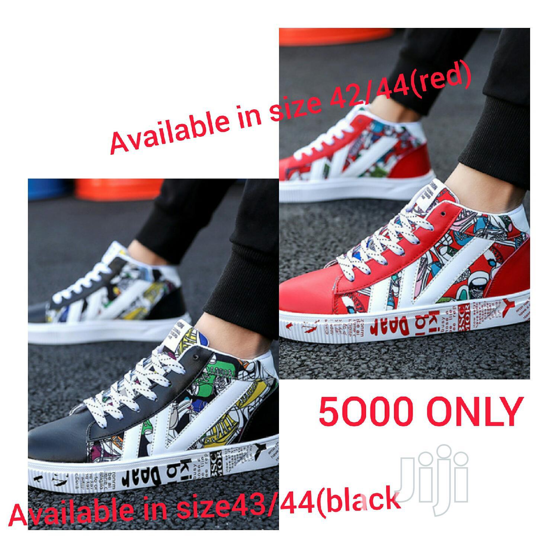 Good Shoes Amazing Prizes in Amuwo
