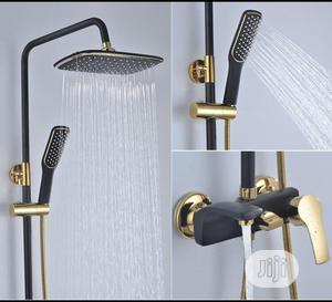 Standing Shower Black   Plumbing & Water Supply for sale in Lagos State, Orile