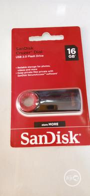 Sandisk 16GB Cruzer Dial Flash Drive   Computer Accessories  for sale in Lagos State, Ikeja