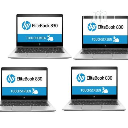 Archive: New Laptop HP EliteBook 830 G5 16GB Intel Core I7 HDD 512GB