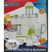 7 in 1 Juice Extractor Blender | Kitchen Appliances for sale in Lagos State, Ipaja