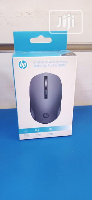 Hp Wireless Mouse S1000 Plus | Computer Accessories  for sale in Lagos State, Ikeja