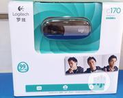 Logitech C170 Digital Web Camera - Black | Computer Accessories  for sale in Lagos State, Ikeja