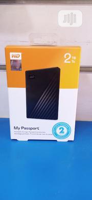 My Passport Western Digital (WD) 2TB My Passport Portable USB 3.0   Computer Hardware for sale in Lagos State, Ikeja