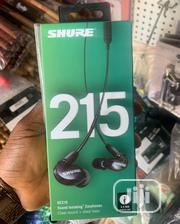 Shure SE215 Sound Isolating In-ear Earphones | Headphones for sale in Lagos State, Ojo