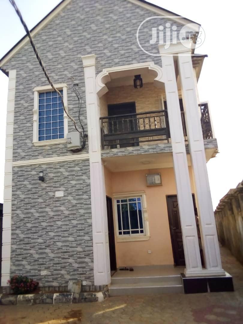 Newly Built Mini Flat@Jankade Oke Afa, Bucknor Isolo To Let