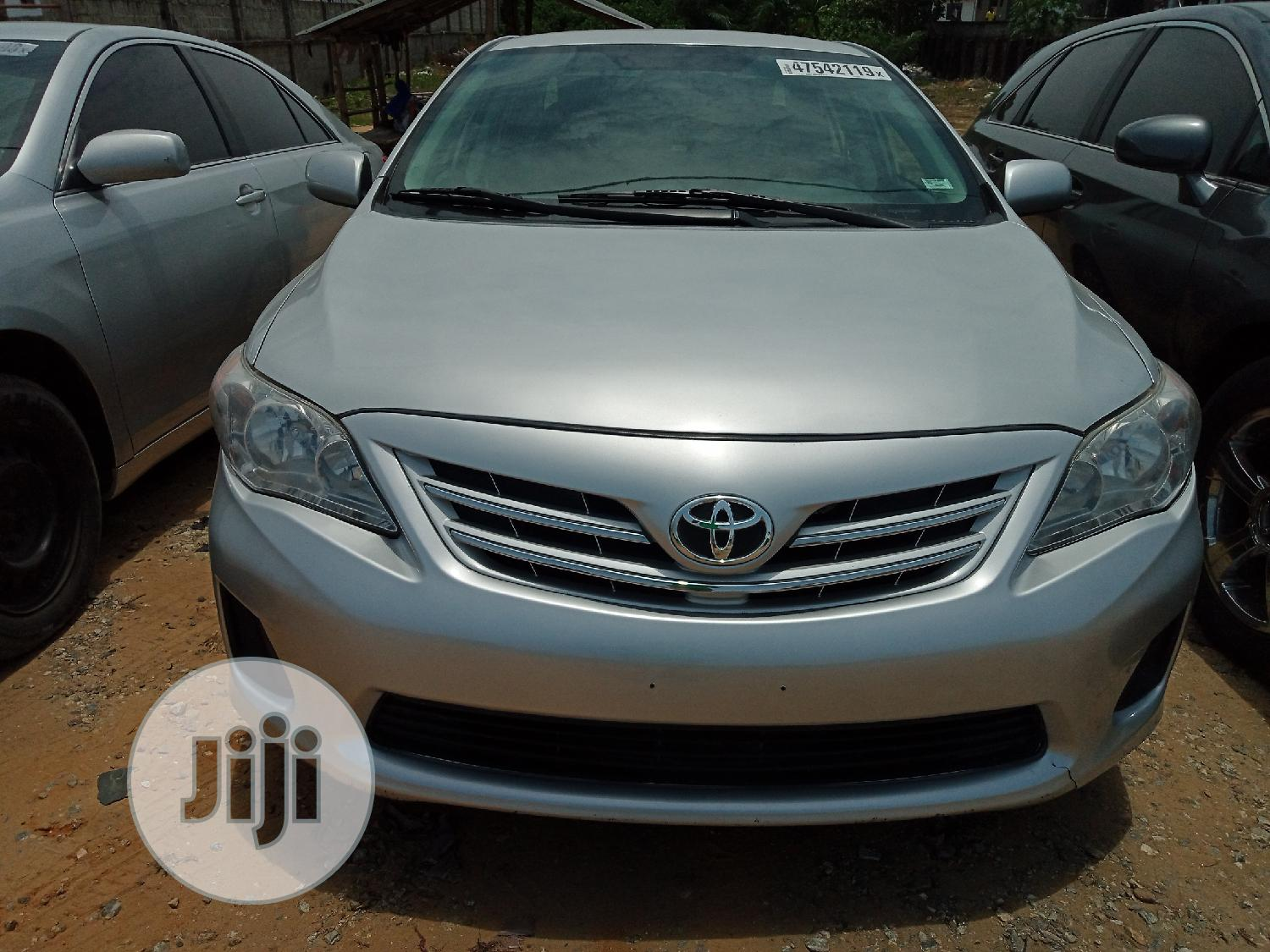 Archive Toyota Corolla 2013 Silver In Badagry Cars Godzyomo Omo Jiji Ng For Sale In Badagry Buy Cars From Godzyomo Omo On Jiji Ng